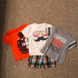 Other - 4-piece bundle, 3T boy's clothes
